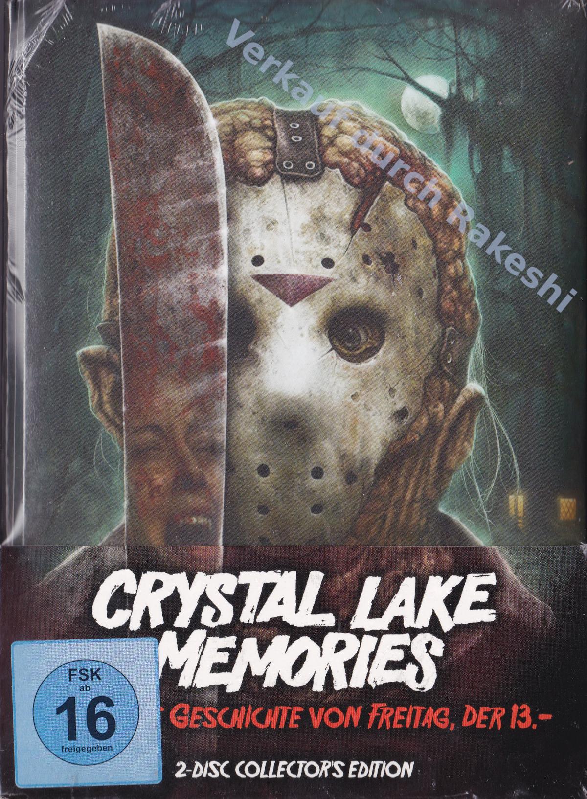 Crystal Lake Memories MediaBook